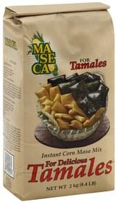 Ma Se Ca Corn Masa Mix Instant, for Tamales
