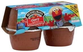 Musselmans Apple Sauce Cherry