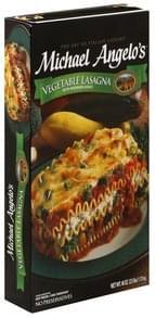 Michael Angelos Lasagna Vegetable