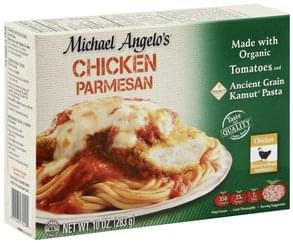Michael Angelos Chicken Parmesan