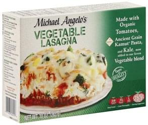 Michael Angelos Lasagna Vegetable