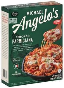 Michael Angelos Chicken Parmigiana Family Size