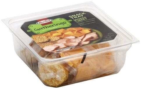 Hormel Turkey, Cheese, Crackers Snack