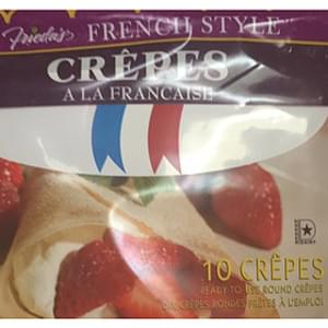 Frieda's Crepes
