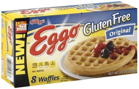 Eggo Original Waffles - 8 ea