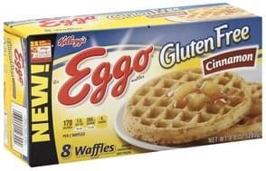 Eggo Waffles Cinnamon