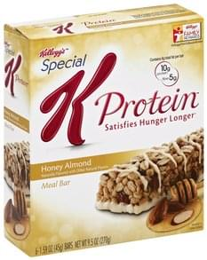 Special K Meal Bar Honey Almond