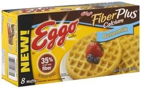 Eggo Waffles Buttermilk