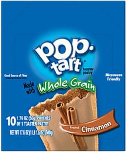 Kellogg's Toaster Pastries Pop-Tarts Frosted Cinnamon