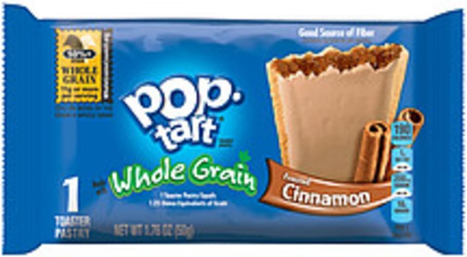 Kellogg's Pop-Tarts Frosted Cinnamon Toaster Pastry - 1.76 oz