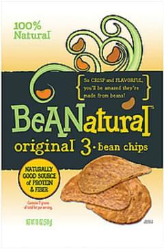 Kellogg's Bean Chips Beanatural Original 3 Bean