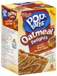 Pop Tarts Toaster Pastries Frosted Mapley Brown Sugar
