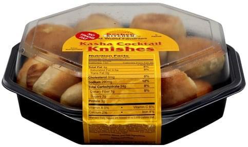 Kosher Kitchen Kasha Cocktail Knishes - 16 oz