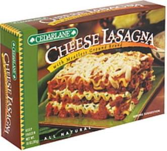 Cedarlane Cheese Lasagna with Meatless Ground Round