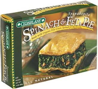 Cedarlane Spinach & Feta Pie Spanakopita
