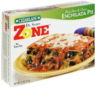 Cedarlane Enchilada Pie Black Bean & Cheese