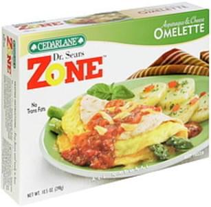 Cedarlane Omelette Asparagus & Cheese