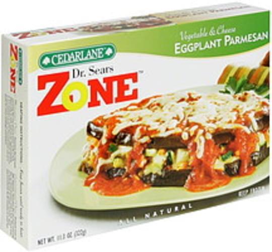 Cedarlane Vegetable & Cheese Eggplant Parmesan - 11.3 oz