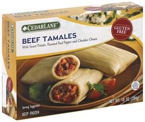 Cedarlane Tamales Beef