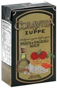 Colavita Soup Pasta e Fagioli