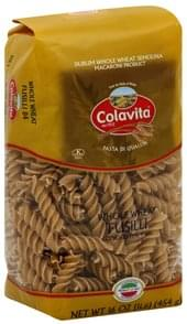 Colavita Fusilli Whole Wheat