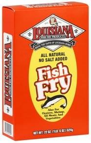 Louisiana Fish Fry Products Fish Fry