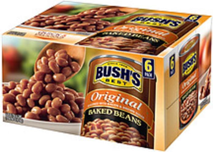 Bush's Best Original Baked Beans - 168