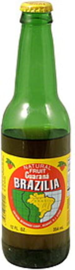 Brazilia Natural Fruit Guarana - 67 6 oz, Nutrition Information   Innit