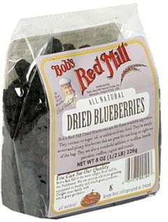 Bobs Red Mill Dried Blueberries