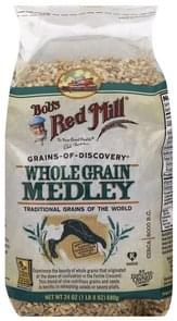 Bobs Red Mill Whole Grain Medley