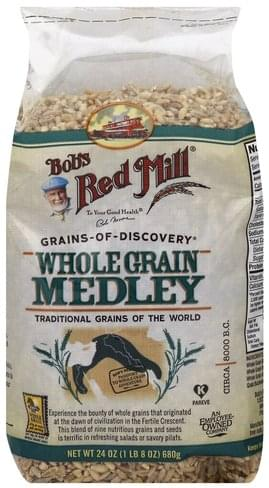 Bobs Red Mill Whole Grain Medley - 24 oz