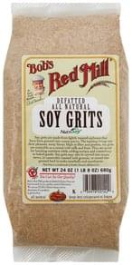 Bobs Red Mill Soy Grits