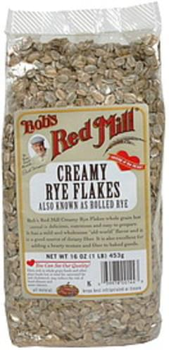 Bobs Red Mill Creamy Rye Flakes