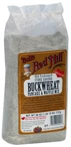 Bobs Red Mill Pancake and Waffle Mix Old Fashioned, Stone Ground Buckwheat