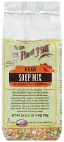 Bobs Red Mill Soup Mix Vegi