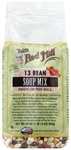 Bobs Red Mill Soup Mix 13 Bean