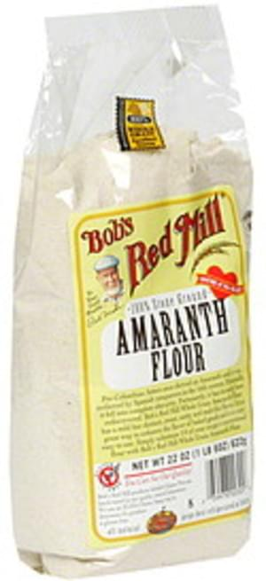 Bob's Red Mill 100% Stone Ground Amaranth Flour - 22 oz