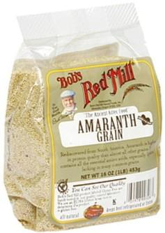 Bobs Red Mill Amaranth Grain
