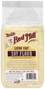 Bobs Red Mill Soy Flour Low Fat
