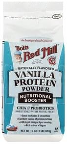 Bobs Red Mill Protein Powder Vanilla