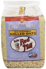Bobs Red Mill Rolled Oats Gluten Free, Old Fashioned