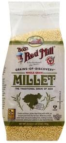 Bobs Red Mill Millet Whole Grain