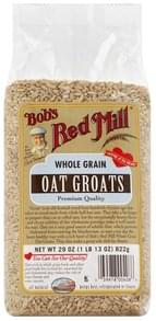 Bobs Red Mill Groats Oat