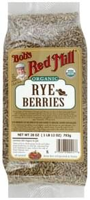 Bobs Red Mill Rye Berries Organic