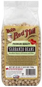 Bobs Red Mill Garbanzo Beans