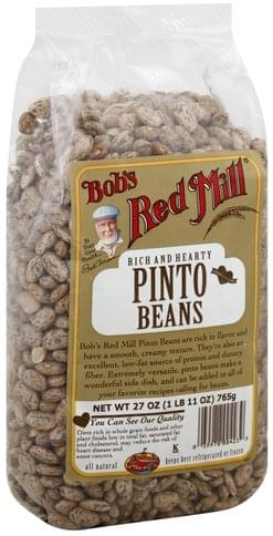 Bobs Red Mill Pinto Beans - 27 oz