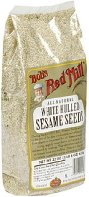Bobs Red Mill White Hulled Sesame Seeds - 22 oz
