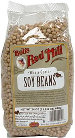 Bobs Red Mill Soy Beans