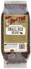 Bobs Red Mill Red Beans Small