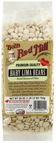 Bobs Red Mill Lima Beans Baby
